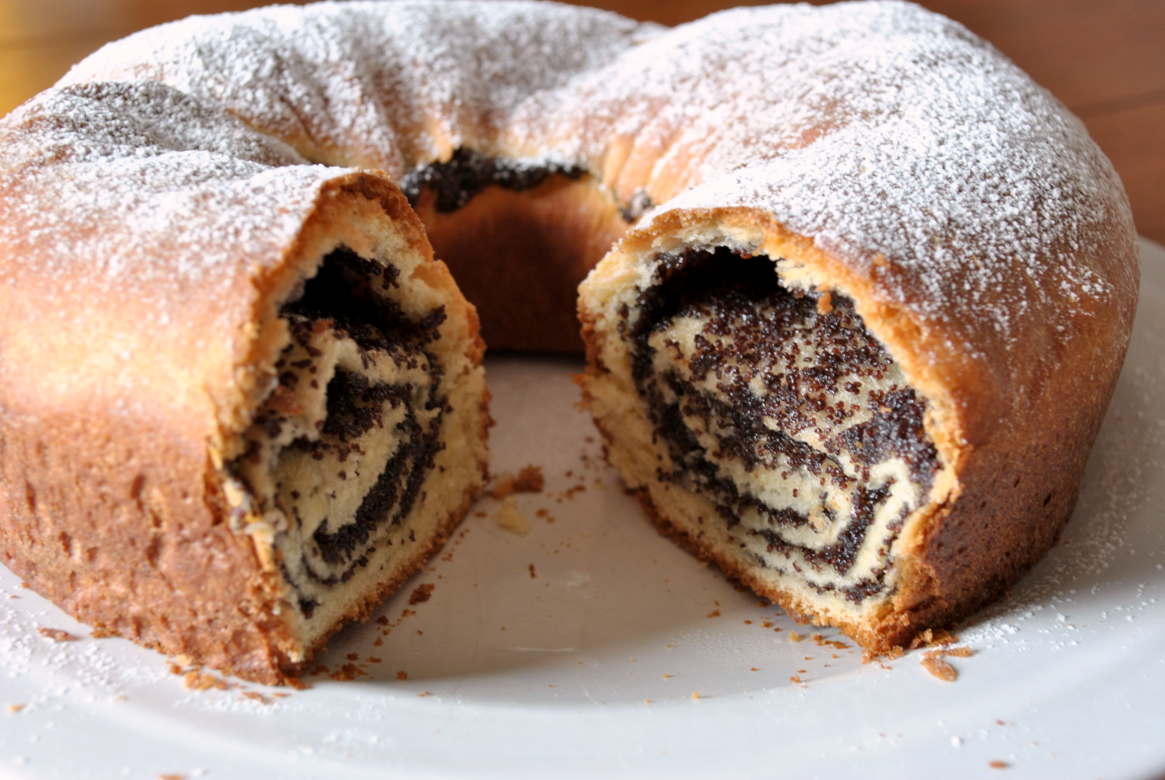 Poppy Seed Used In Cakes