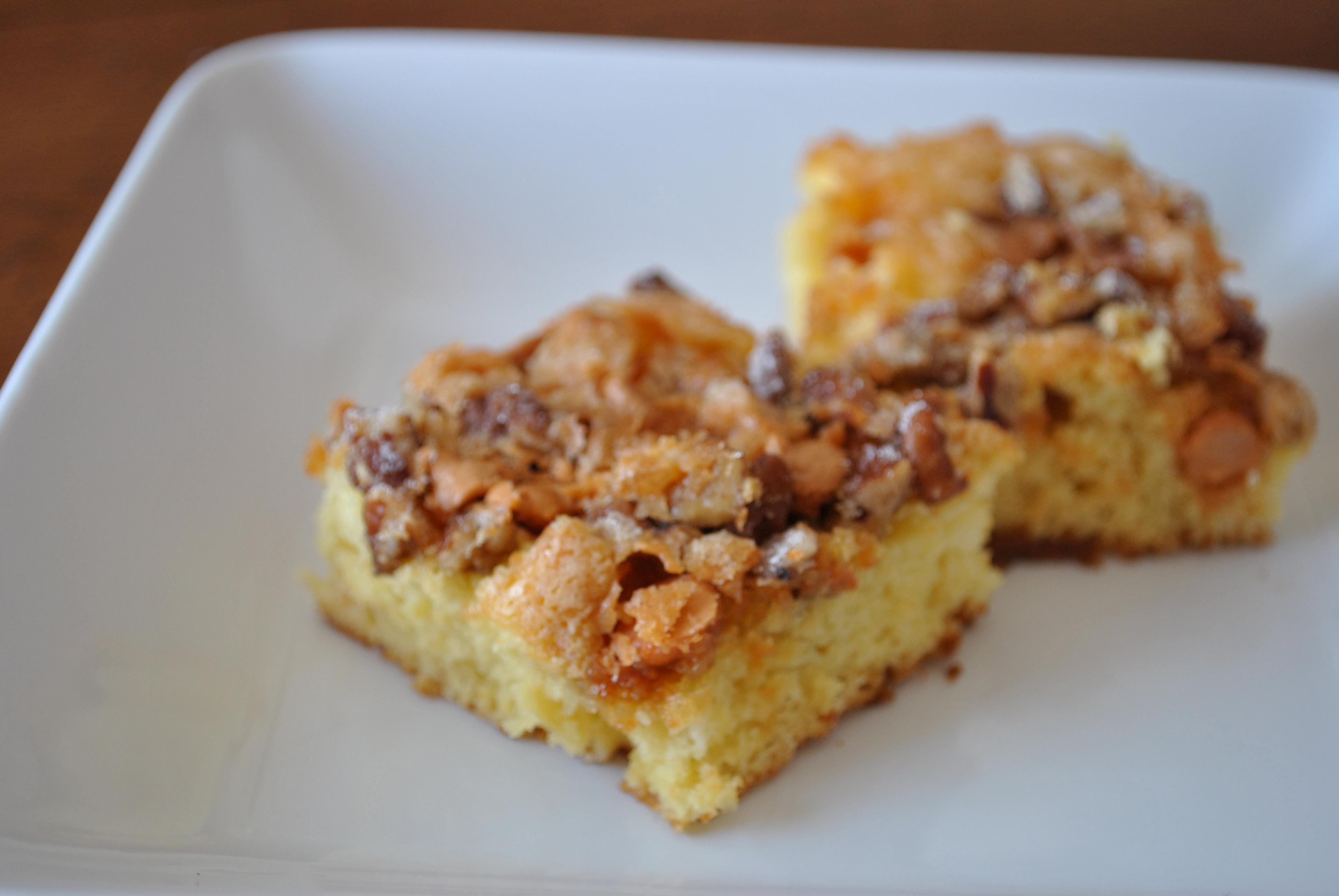 Butterscotch Pudding Cake Recipe From Scratch