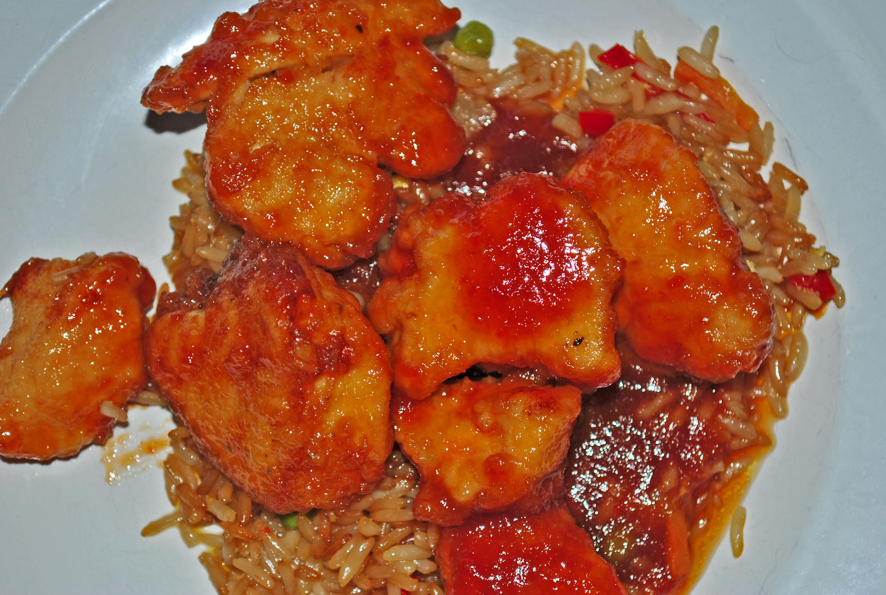 Sweet and Sour Chicken | Meeshiesmom's Blog