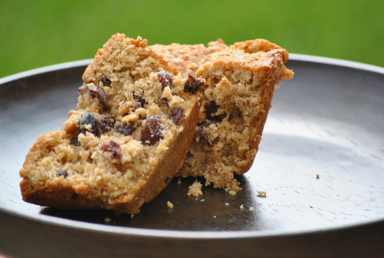 Raisin Oatmeal Cookie Muffins | Meeshiesmom's Blog