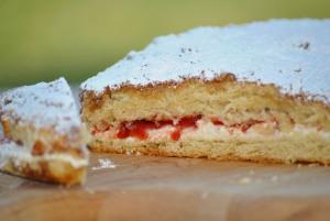 Make Swedish Flop Coffee Cake