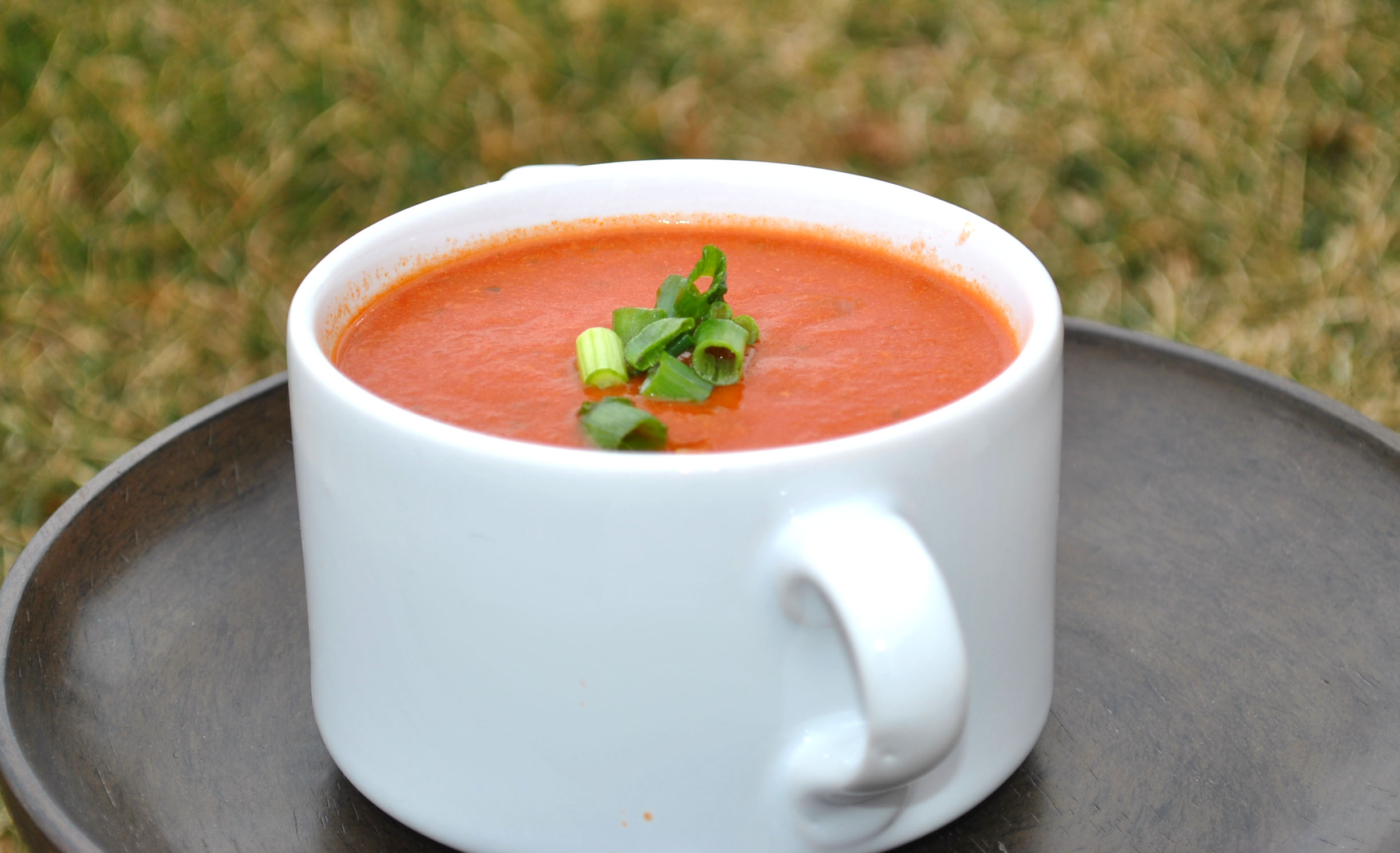 ... to make creamy tomato soup that will warm your heart cream of tomato