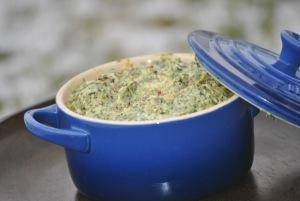 artichoke spinach dip ii