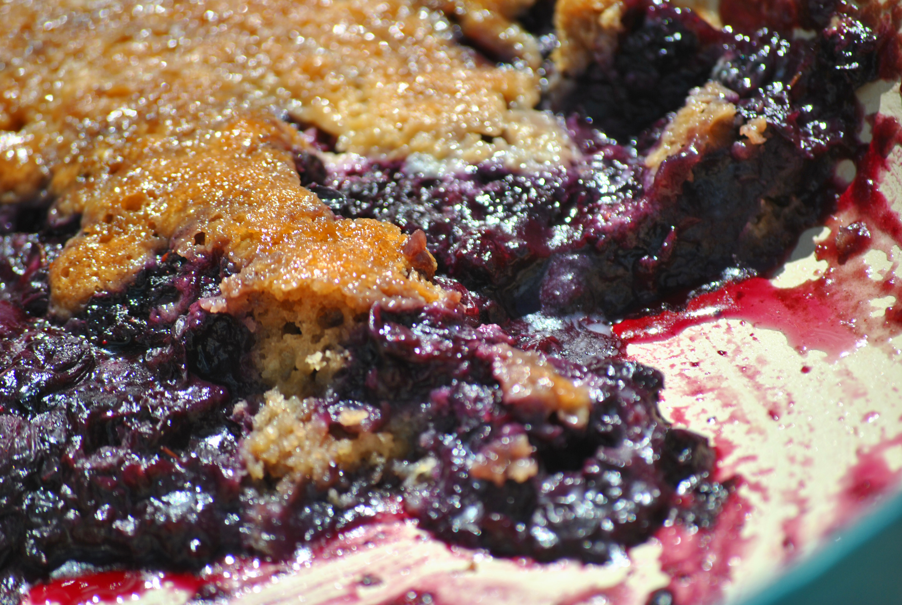 Blueberry Cobbler Images & Pictures - Becuo