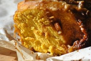 pumpkin pull apart bread ii