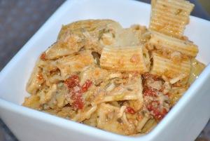 artichoke pasta iii