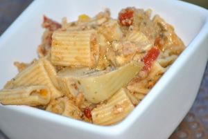 artichoke pasta iv